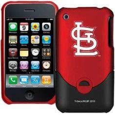 St Louis Cardinals iPhone 3G / 3GS Duo Shell