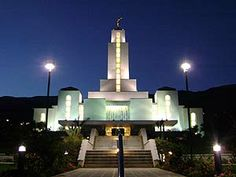 The Cochabamba Bolivia LDS Temple