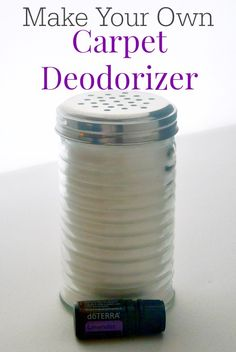 How to make your own carpet deodorizer that works and the smell is not overpowering | Miss Information