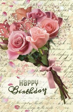 Happy Birthday Wishes, Quotes & Messages Collection 2020 ~ happy birthday images Birthday Wishes Flowers, Happy Birthday Wishes Images, Happy Birthday Video, Birthday Cheers, Birthday Blessings, Happy Birthday Pictures, Birthday Wishes Cards, Happy Birthday Greetings, Birthday Quotes