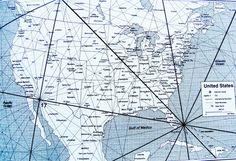 Linien karte schweiz ley Ley Linien