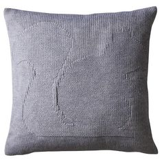 """Target : TOO by Blu Dot Multicolor Dec Pillow Knit Squirrel - 18""""X18"""""""