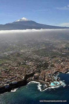 Puerto de la Cruz, Tenerife Spain #ANOTHER #BECAUSEIMEXCITED @Emily Sgorbati