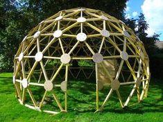 Dôme géodésique - constructeur d'insolite - Structure Nomade …