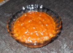 Hanneica's Kitchen: Roasted Red Pepper Sauce