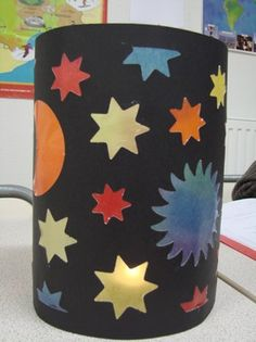 Ecole Froissart - Have you heard of making lanterns for St Martin's Day ?