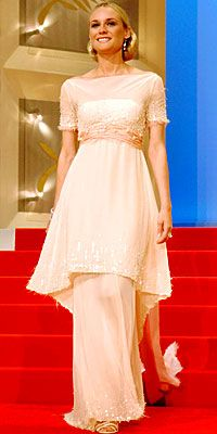 Diane Kruger - 2007 Cannes Chanel Couture