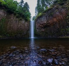 Abiqua Falls 2 A shot of Abiqua Falls in Marion County, Oregon. Abiqua Falls Marion County Oregon water waterfall waterfalls forest Pacific Northwest hike hiking wilderness outside PNW outdoors pacific northwest explore mountain view views quest live authentic outbound trees love beautiful happy fun art smile style amazing cool awesome adventure