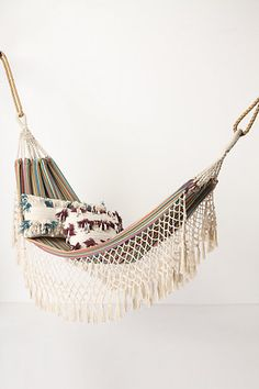 thank you, honey, i think i WILL have another margarita while i relax in this hammock!