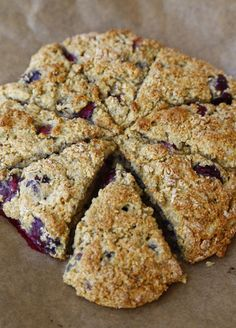 Warm cherry scones fresh out of the oven are perfect to celebrate the special, and all too short, cherry season that is coming to a close. Cherry Scones, Cherry Season, French Toast Bake, Breakfast Recipes, Brunch, Sweets, Baking, Fresh Cherry, Healthy