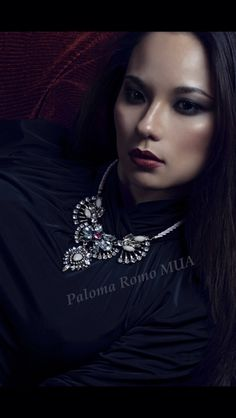 Photographer: Oscar Partida  MakeUp n Hair by Me @palomaromomua For :Tony Barragan. Model: Yudiria Diaz