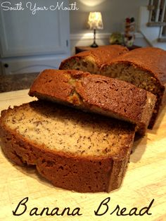 A super moist and delicious recipe for easy homemade banana bread that comes together in minutes.