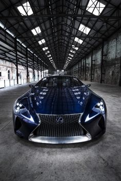 Let's hope the actual Lexus LF-LC turns out to be as amazing as the concept when they start manufacturing it. #Lexus #LexusLFLC #concept cars