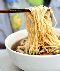 A Guide to the Best Noodles in China.