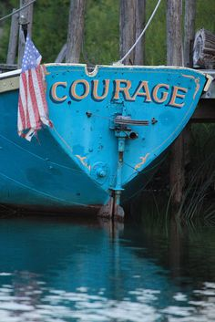 Courage - Les Cheneaux Islands. ©Mike Rowe Photography