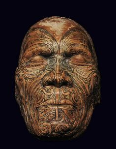 Gran Capo Maori Ngāti Raukawa - Nuova Zelanda, ora conservato al musée du Quai Branly Paris, gesso e vernice, Maori Tattoos, Maori Face Tattoo, Ta Moko Tattoo, Maori Tattoo Designs, Irezumi Tattoos, Samoan Tattoo, Body Art Tattoos, Facial Tattoos, Neck Tattoos