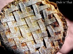 Pastiera Di Grano is a traditional Italian Easter treat | Dish 'n' That