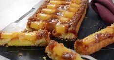 Den här pajen är magiskt god! Färsk ananas med smörig karamell och mjuk kokosmördeg. Roy Fares kan sina bakverk!