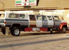 Redneck Limo - Imgur  omg thisis sooo my son he would have this baby lookin very cool though