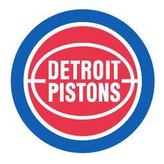 Resultado de imagen de logo detroit pistons