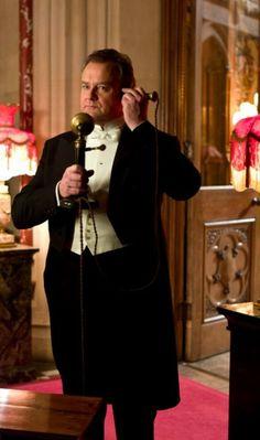 Lord Grantham | Downton Abbey