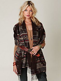 warm, flattering...AND goes with all my cowboy boots!