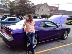 Steven Tyler Cars - Challenger