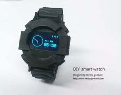 DIY How To: Make your own smart watch