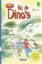 bol.com | Bij de Dino's, Harmen van Straaten | 9789020694239 | Boeken