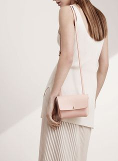Oh So Pretty: Auxiliary Vachetta Leather Bags