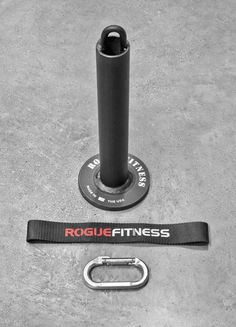 Rogue Loading Pin - vary your grip training