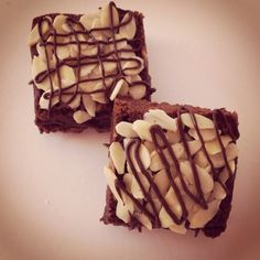 Vaniglia & Co.'s brownies.