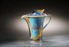 Versace porcelain creamer