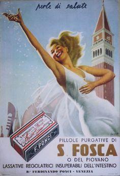 Gino Boccasile #TuscanyAgriturismoGiratola