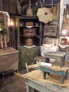 booth at the Depot- Gibson Mill