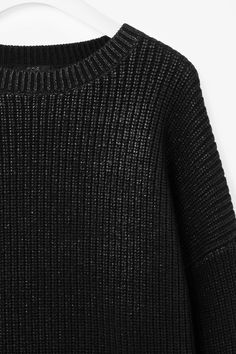 COS | Coated wool jumper
