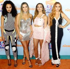 Little Mix at the KCAs