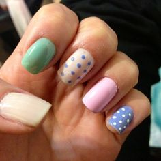j3ca_07's spring tips! Show us your spring mani & you could be featured on our Pinterest and Instagram! Just use #SephoraSpring