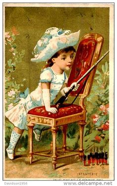 Old Paper > Chromos & Images > Victorian die-cuts > 1900-1929 > Children - Delcampe.net