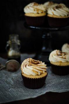 Vanilla Latte Cupcakes ❤️