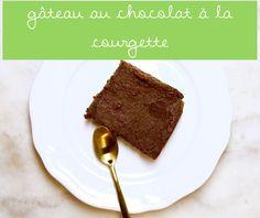 Gâteau au Chocolat à la Courgette – Healthyhappyogi.fr