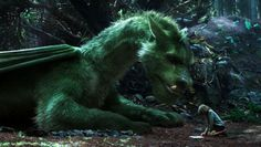 Pete's Dragon - Cute and Entertaining