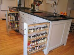 Shine Your Light: Kitchen Dreaming:: Smart Ideas