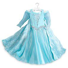 Elsa Light-Up Costume for Kids