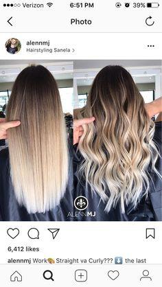Pinterest: jaeelizabethh Blonde Hair Looks, Brown Blonde Hair, Brunette Hair, Blonde Honey, Honey Hair, Cabelo Ombre Hair, Balayage Hair Blonde, Bayalage, Gorgeous Hair Color