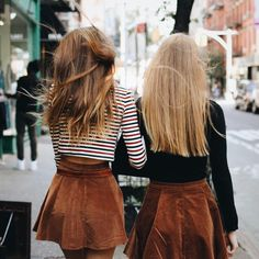 Female friendship…so cute No. Not just cute. Real, intense, lasting, meaningful, spoken, tactile…eveything male friendships aren't. There for each other in ways men just can't understand. Maybe men aspire to something similar I don't know. I've never...