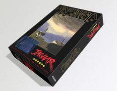 Another World for the Atari Jaguar