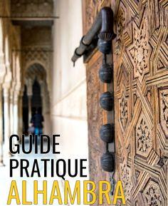 Tout ce qu'il faut savoir pour préparer au mieux ta visite de l'Alhambra!