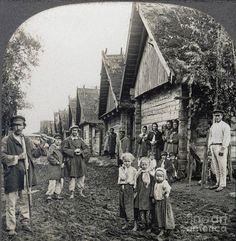 """Peasants in Imperial Russia,circa 1900. """"AL"""""""