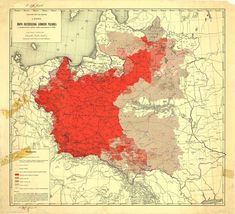 Polish population before the rebirth of Poland from the German occupation authorities in 1916